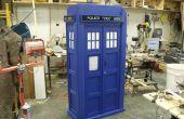 TARDIS Bücherregal mit Sound und Licht