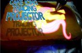 Kuchen Glasur Tracer Projektor