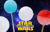 Star Wars Death Star Eis am Stiel