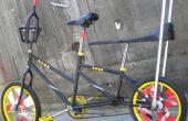 """Verdampfer"" Parade-Strecke-Cargo Fahrrad ="