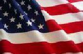 Wie man richtig eine amerikanische Flagge Falten