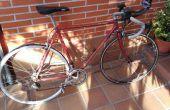 Reparatur de Bicicleta de Carretera (posible Proyecto Fixie)