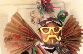 Halloween-Kostüm: PAPER(Craft) Mann [Kosten: $0.00, recyclebar, umweltfreundliche]