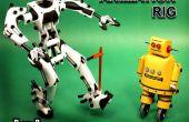 Strawbots: Animation Rig