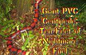 Riesige PVC Tausendfüßler-10 Füße Alptraum Kraftstoff