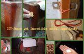 DIY-Super einfach und doch unglaublich nützlich Home Hacks