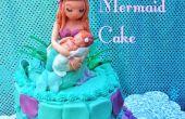 Meerjungfrau Mutter Kuchen