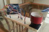 Rotational input von Arduino mit LDR (Licht-abhängigen Widerstand) zur Einheit