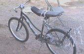 DIY-genial Ghetto LED glühende Fahrrad; Die Hobo-Zyklus!