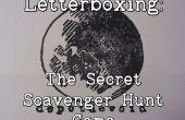 Letterboxing: Das geheime Scavenger Hunt Spiel