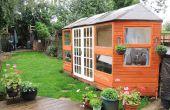 Wie man eine maßgeschneiderte Gartenhaus aus Altholz und sparen Sie Hunderte bauen!