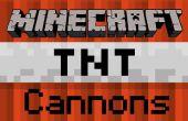 Wie einen Pfeil von Minecraft TNT Kanone - Taschenausgabe bauen