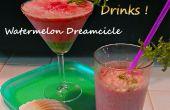 Wassermelone Dreamcicle & Wassermelone Creme Kühler
