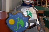 Karton Knight - Caballero del Carton de Leche Milch