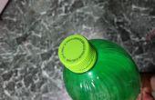 Kleidung von Soda-Flasche (Überlebensfahrzeuge) Taste
