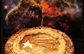 Infinity∞Pie (Müsli-Karamell-Käsekuchen Apfelkuchen)