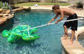 PVC-Pool-Tool (DIY Shepherd Haken)