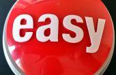 Die neueste Version von Staples 'Easy' Button Hacking und bauen eine einfache körperliche Aktivität-Erinnerung-Tool