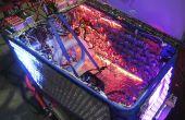 LED-Rave Solar Shopping Cart Dreirad