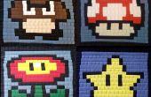 Pixel-Kunst-Taschen nähen