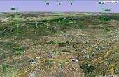 Gewusst wie: verwenden Sie den Google Earth Flyght Simulator