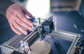 Ausdauer-Mini DIY Laser-Gravur und Schneidemaschine