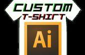 Wie drücken, eine Design auf eine t-shirt(Vinyl)