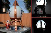 Retro-Rocket Lampe - Intro