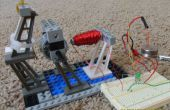 Brushless Motor der Reed-Schalter
