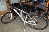 Plug-in-Fahrradständer für Xpedo Pedale (Face Off)