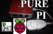 Reine Pi: Benutzerdefinierte Stompbox Effekte auf einem Raspberry Pi mit einem Smartphone Steuern