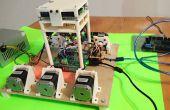 """Gewusst wie: erstellen einen benutzerdefinierte """"Bett der Nägel"""" Tester für Ihre 3D Druckerelektronik"""
