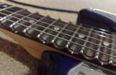 Jakobsmuschel Your Guitar (Standard Jakobsmuschel, Bünde 14-21)