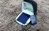 Wie erstelle ich eine Solar Handy-Ladegerät