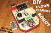 CleanBOT - Your DIY Boden Reinigungsroboter