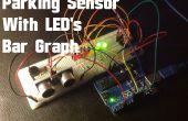 Arduino - Ultraschall-Sensor mit LED und Summer