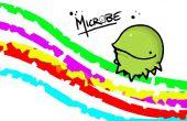 Nähen Sie Ihre eigene fühlte Mikrobe Plüsch