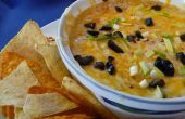 Hot-n-Cheesy Chorizo Dip