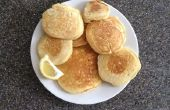 Flauschige Pfannkuchen Rezept