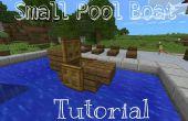 Tutorial Minecraft PE Quickie: Kleines Pool Boot