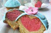 Lassen Sie uns einige Liebe Muffins backen