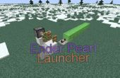 Minecraft: Ender Perle Launcher