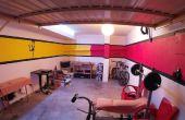 Bruce Lee inspiriert Garage Makeover
