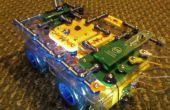 Tanzen Sie tanzen Roverbot! Einen Licht aktivierte tanzen Snap Schaltungen programmierbarer Roboter zu bauen.