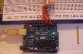 Arduino 7-Segment-Countdown-Timer