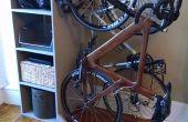 Freistehende Bike Rack/Bücherregal