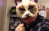Mürrisch Katzenmaske