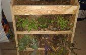 Vertikalen Garten & Wetter angetrieben durch Intel Edison