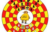 Byzantinische oder kreisförmige Schach wie zu installieren und zu spielen!