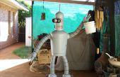 Bender aus Futurama - 87 % Eisen, 100 % Cool